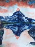 Aquarell_Matterhorn