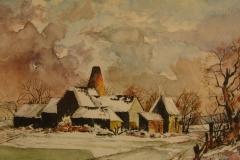 Gehoeft_im_Schnee
