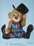 Postkarte_Clown