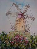 Postkarte_Molino_de_Santa_Ponca