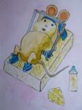 Postkarte_Mucki_Mouse