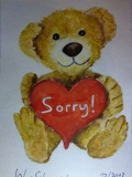 Postkarte_Sorry_Baer