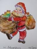 Postkarte_Weihnachtsmann