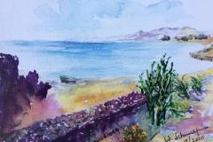 Postkarte_Blick_nach_Fuerteventura