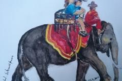Postkarte_Silvias_Elefant