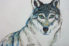 Postkarte_Wolf